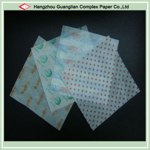 Food Grade Greaseproof Paper for Wrapping Use pictures & photos
