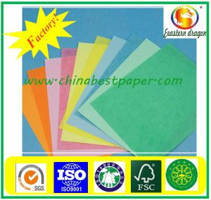 Low price color offset paper/color paper pictures & photos