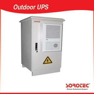 Outdoor UPS 1-10kVA with Double-Conversion Online Design pictures & photos