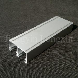 Silver Anodized Aluminum/Aluminium Profile for Windows pictures & photos