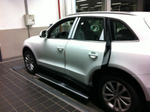 for Audi Q5 Auto Parts/Auto Accessories/Electric Running Board/ Side Step/Pedals pictures & photos