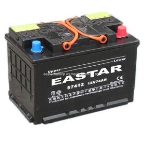 Dry Charge Battery for Car 12V pictures & photos