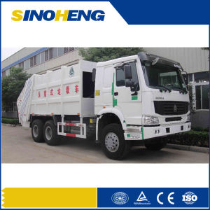 16cbm Heavy Duty Garbage Truck with Compactor pictures & photos