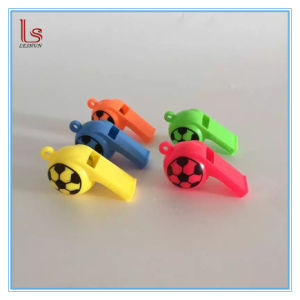 Wholesale Cheerleading Promotional Cheap Football Toy Whistle Fast Delivery pictures & photos