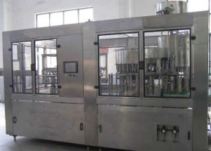 Complete Table Water Production Line