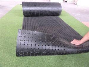 Anti Slip Rubber Mat, Drainage Rubber Mat, Hotel Rubber Mats pictures & photos