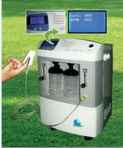 Home Use Medial Psa Oxygen Concentrator 0-10L/Min (JAY-10) pictures & photos