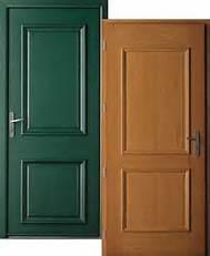 Solid Wood Fire Door with BS476 Standard pictures & photos