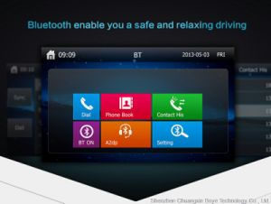 Car Multifuntional DVD Player with Win8 User Interface pictures & photos