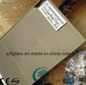 Euro Grey Float Glass Silver Mirror with Ce, ISO