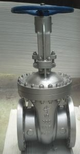 """Wcb Gate Valve (ANSI Flanged Connect 150LB 2""""---28"""") pictures & photos"""