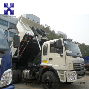 Telescopic Front End Hydraulic Cylinder for Dump Truck pictures & photos