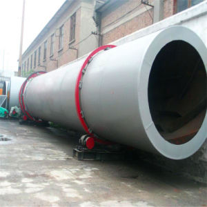 Small Slag/Coal/Slime/Sludge /Sawdust Rotary Drum Dryer pictures & photos