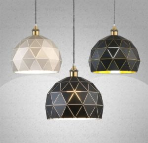 Steel Pendant Lamp (WHG-938) pictures & photos