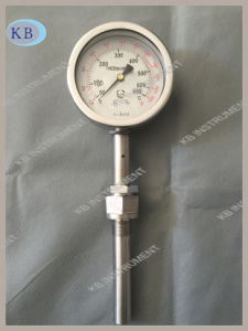 Diesel Engine Thermometer 50+650c with Thermowell pictures & photos