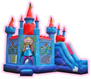 Inflatable Castle Bouncer with Jumper for Kids pictures & photos