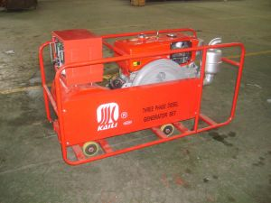 Generating Set (Single Cylinder, Open Type) pictures & photos