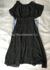 The Best Selling Women Used Clothing with Best Desgins for Arican Market (FCD-002) pictures & photos