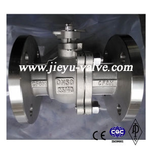 Stainless Steel CF8m Pn25/40 Ball Valve pictures & photos