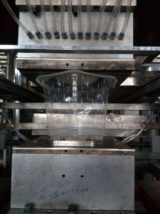 Hot Full-Automatic Hydraulic Plastic Flowerpot Making Machine pictures & photos