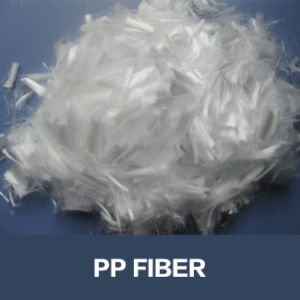 PP Fiber for Construction Cement Adhesives pictures & photos