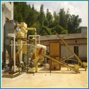 Vertical Ring Die Wood Pellet Mills Production Line