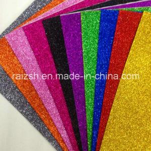 Printed Glitter EVA Foam Sheet for Education Craft EVA Foam pictures & photos