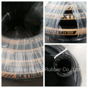 Rubber Abrasion Resistant Sand Blasting Hose pictures & photos
