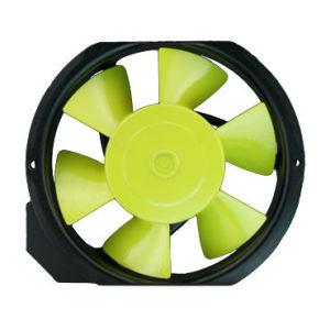 172mmx151mmx38mm Aluminum Housing, Steel Impeller DC17238 Axial Fan