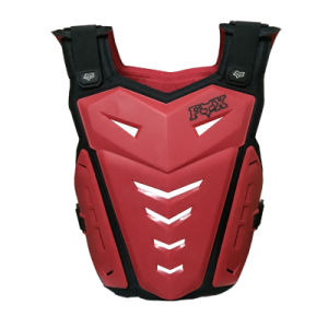 Red Color Racing Spine Protector Armor Body Protection (MAJ01) pictures & photos