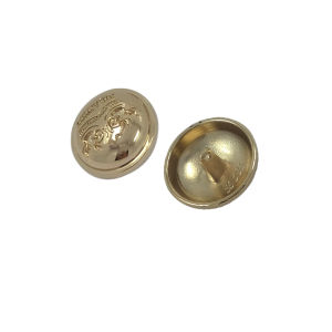China Button Factory Cheap Wholesale Metal Button for Clothing pictures & photos