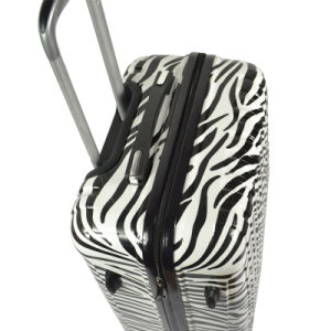 """Fashion Design Pure PC Luggage Set Trolley PC Suitcase 20""""24""""28"""" PC pictures & photos"""