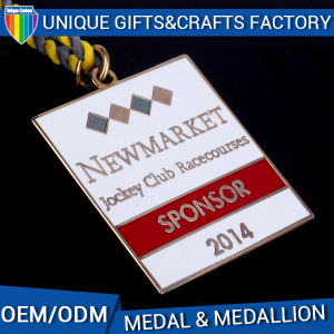 Excellent Quality Custom Casting Sport Club Metal Medal pictures & photos