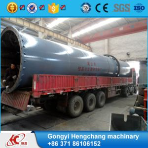 Small Rotary Drum Dryer Sawdust Rotary Dryer Price pictures & photos