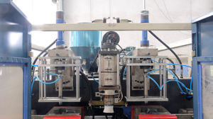 Double Station High-Speed Extrusion Blow Molder pictures & photos
