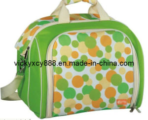 High Quality Outdoor Picnic Handbag Bag Cool Bag Case (CY5927) pictures & photos