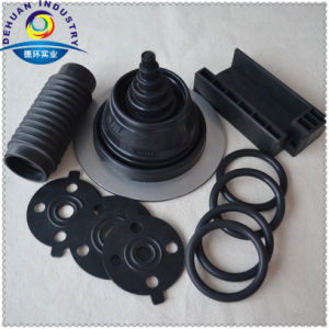 Custom Rubber Products Manufacturer pictures & photos