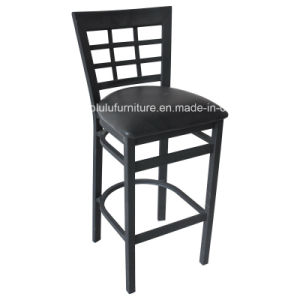 Chrome Metal Barstool and Counter Chair (ALL-72BS)