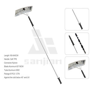 Telescopic Snow Shovel for Roof pictures & photos