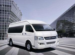 Higer Minivan Gasoline 2-16 Seats