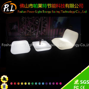 Garden Furniture Outdoor Colorful LED Lazy Sofa pictures & photos