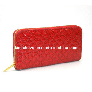 Fashion Embossed PU Stitching Wallet / Fashion Wallets (KCW13) pictures & photos