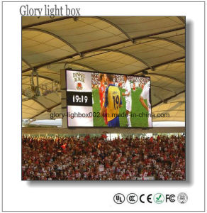 P16 Indoor Football Match Live Showing LED Display pictures & photos