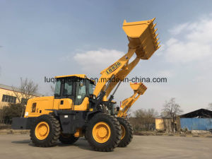 Weel Sale Construction Machinery Lq936 Wheel Loader with Ce pictures & photos
