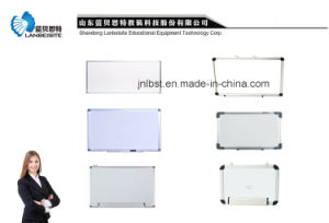 DIY Multi-Sized (40X60CM, 90X150CM and 60X80CM) Double Side Magnetic Dry-Erase Whiteboard pictures & photos