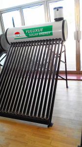 Galvanized Steel Solar Hot Water with Additional Water Tank (GS Series)