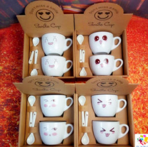Gift Coffee Cup Ceramic Coffee Cup Couple Cup pictures & photos