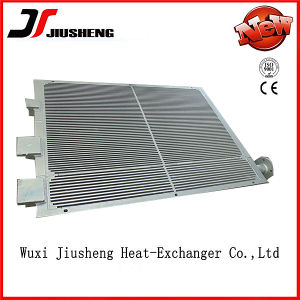 Aluminum Air Oil Cooler for Movable Compressor of Screw Type