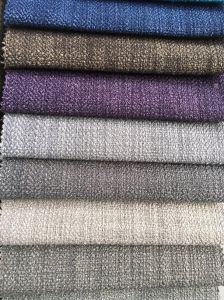 100%Polyester Plain Woven Sofa Fabric/Great Colors for Europe (R043B) pictures & photos
