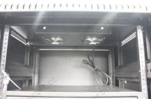 U. S. Series Network Cabinet with Perspex Front Door pictures & photos